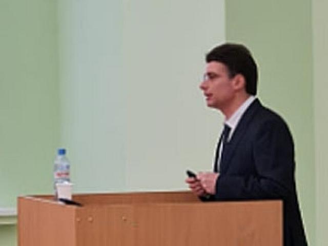 Поздравляем Алексея Станиславовича Козодаева с успешно защитой докторской диссертации!
