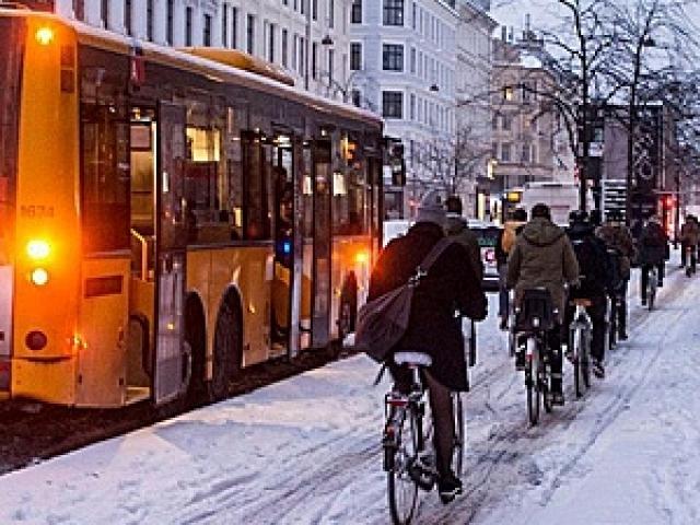 Цикл лекций международного обучающего научно-практического семинара по устойчивому городскому транспорту