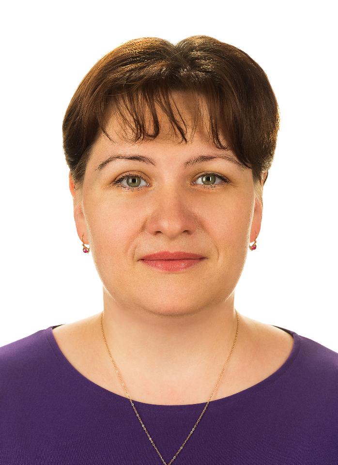 Бондаренко Анна Викторовна