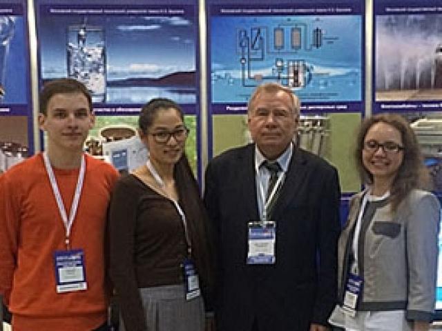 12-й международный форум ЭКВАТЭК-2016