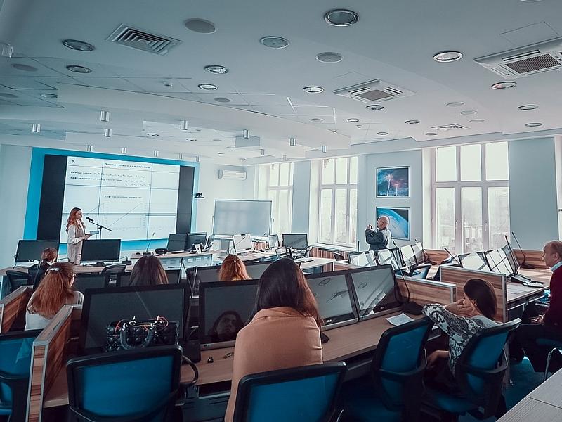 Студенческая научно-практическая конференция Весна-2017 на кафедре «Э9»
