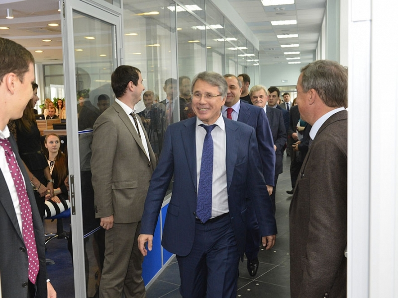 Открытие ЦУКС 24.09.2014