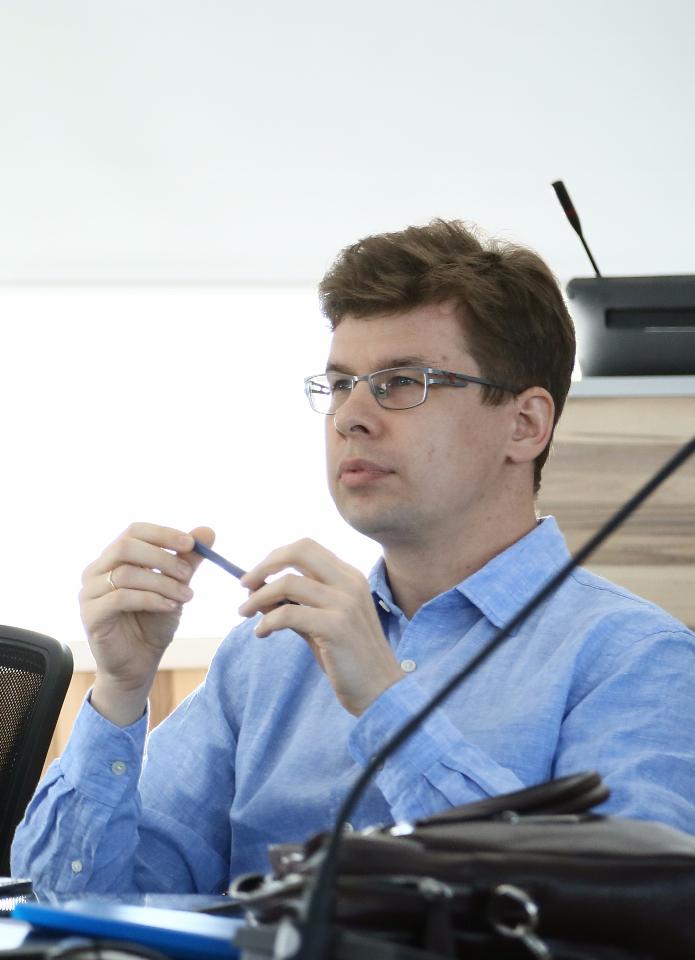 Канев Николай Георгиевич
