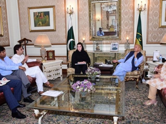 Гречушкин А.Н. в Пакистане