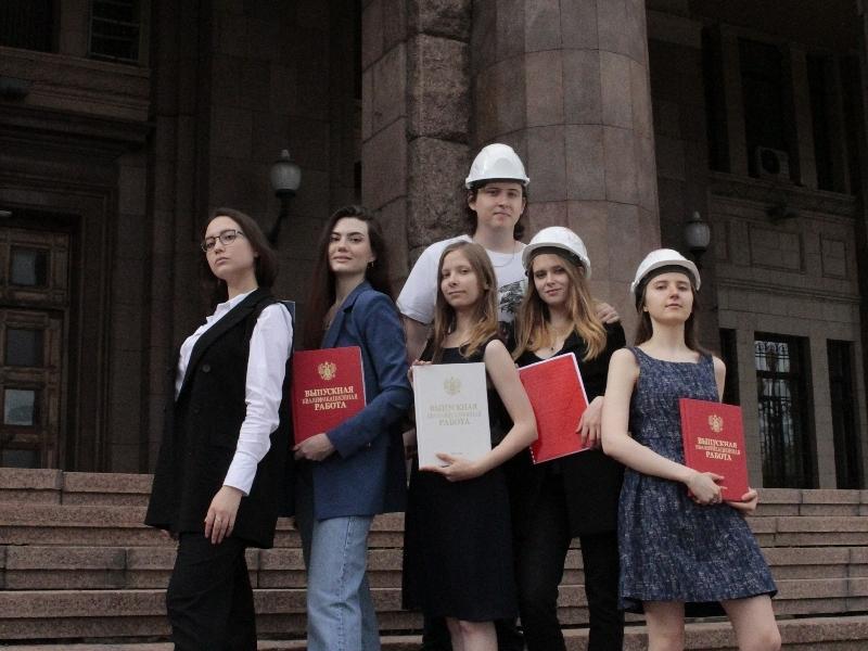 Выпуск 2021. Бакалавры.