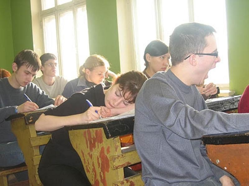 IV курс. Весна 2004