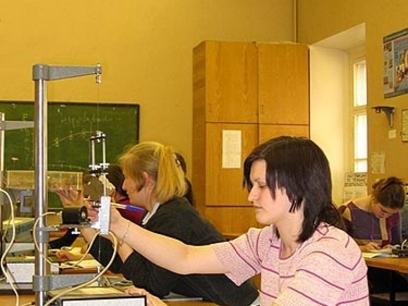 Первокурсники 2003 года