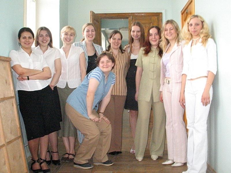 Выпуск 2006. Экологи