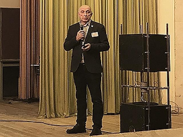 Наши акустики на 32 сессии Российского акустического общества